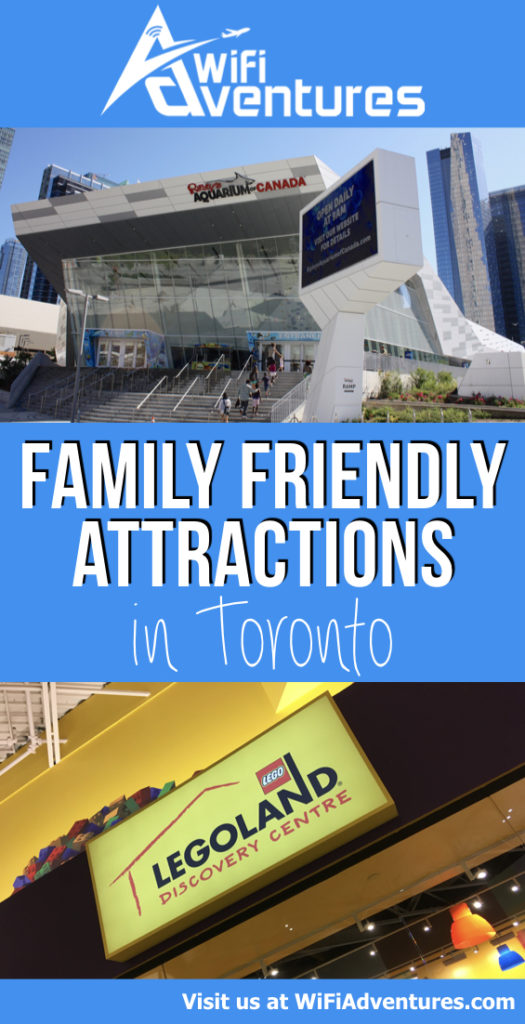 Family Friendly Attractions in Toronto