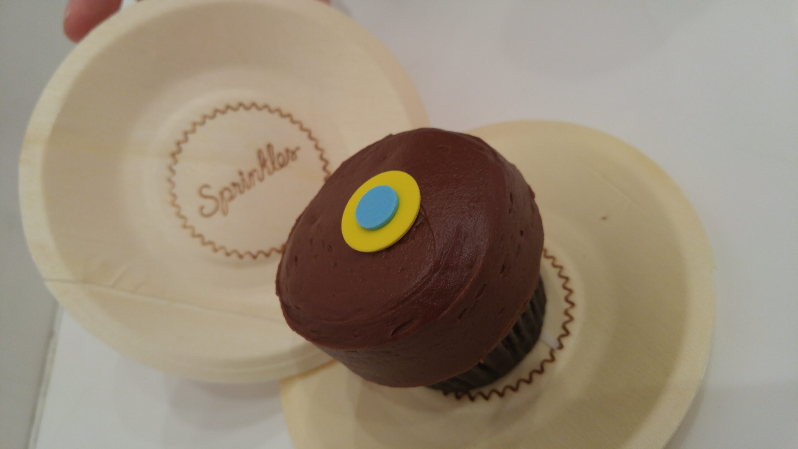 Sprinkles Cupcakes in NYC