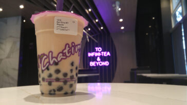 Chatime Birthday Rewards Drink